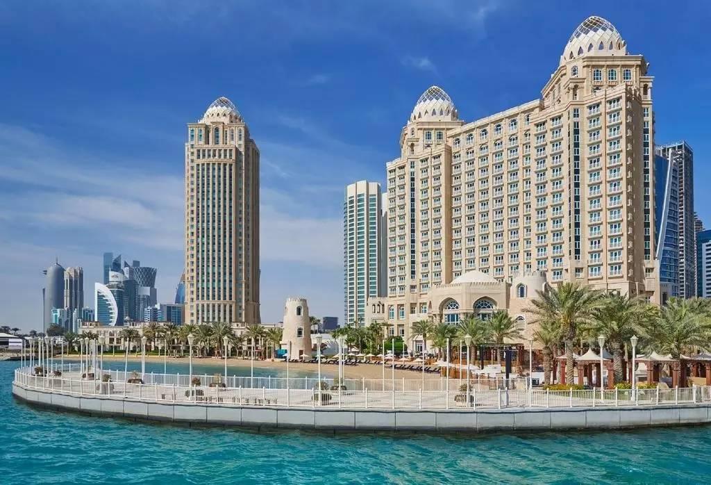 多哈人均gdp_KEO 卡塔尔多哈金融区设计