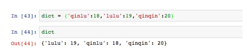 如何七周成为数据分析师19:Python的数据结构jj11jj