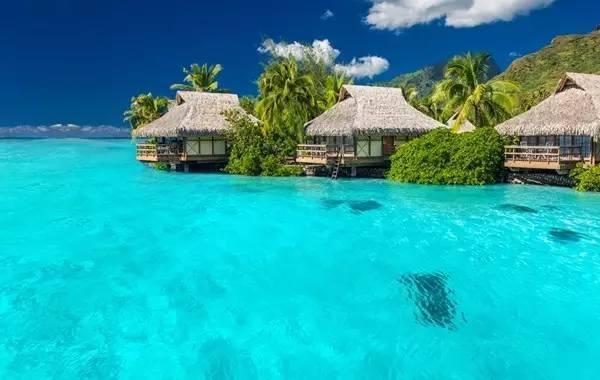 我的天,马尔代夫在这些海岛中竟然还不算最贵的!