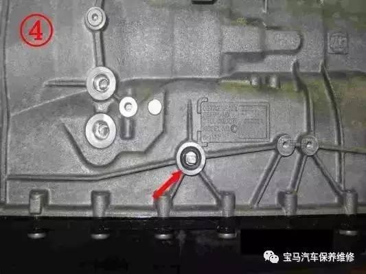 自动变速箱常见漏油原因与处理方法高清图片
