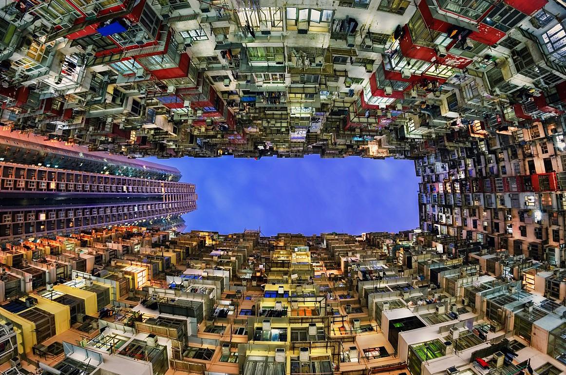 香港那些90%的人都不知道的地方,全是摄影圣地!