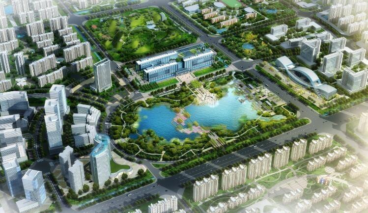 黔西县北部新区规划图