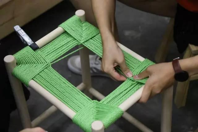 纸绳编织教学视频