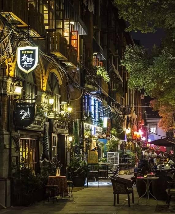 武汉最袭味的一条街--黎黄陂路图片