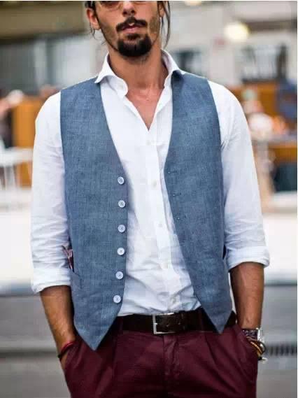 如何穿搭才能够变得更加绅士呢?-时尚-时尚-大头快讯