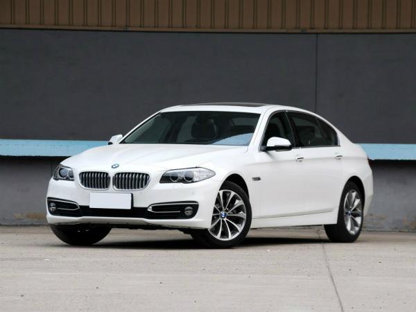 BMW宝马5系进化史之第六代宝马5系F10 F18