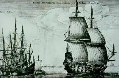 全国上最强的两大殖民帝国抢夺澳门葡萄牙缘何笑到结果?