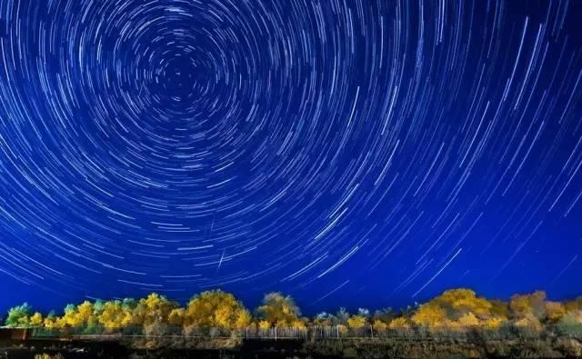 最神秘的_看见 最美的星空在新疆