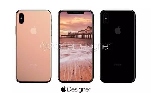 土豪金已死 腮红金确认成为iPhone 8新配色的照片 - 1
