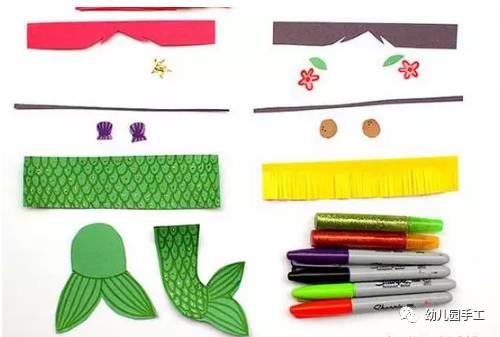 纸筒再利用儿童手工制作,可以开放孩子的无限想象力