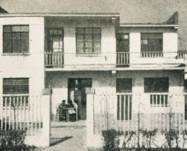 ▲70年代青村地区农民住房图片