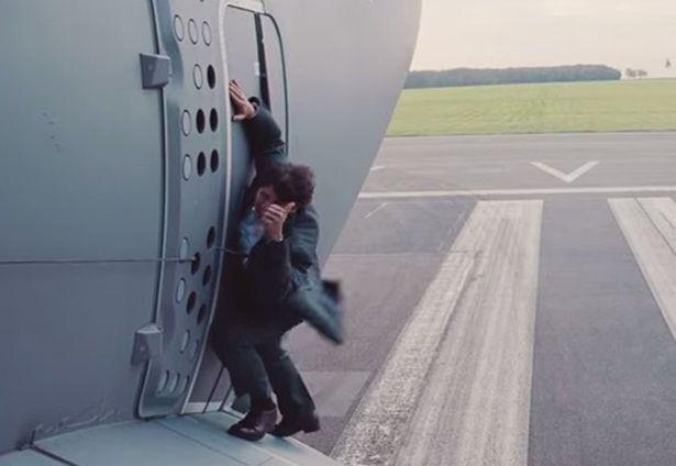 阿汤哥动作戏受伤,碟中谍也许真要成为不可能完成的任务
