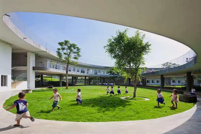 全世界最有爱的10所幼儿园环境,不是奢华,而是用心图片