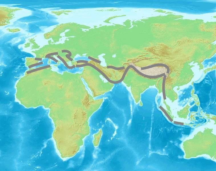 四川为什么又地震了,地震可以预测吗图片