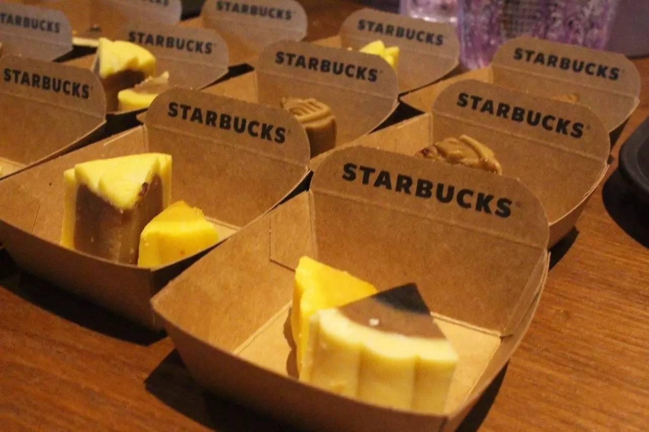 星巴克月饼品鉴会花絮:跨越4734英里的味道图片