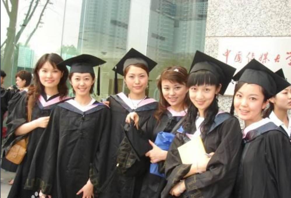 那个大学四年综测都是第一的师姐最后怎么样了?
