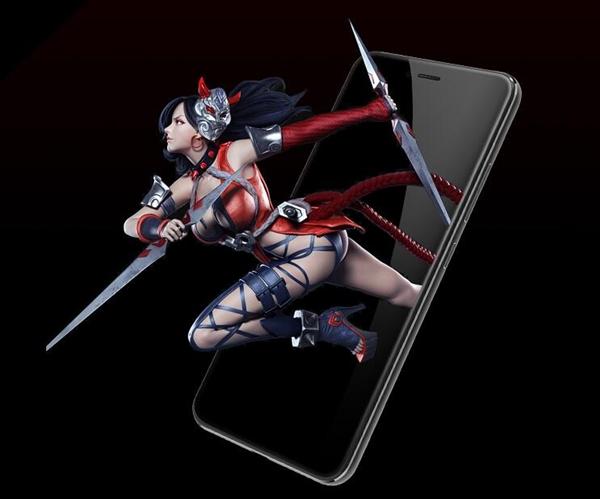 """国产""""P8""""手机:可裸眼3D玩《王"""
