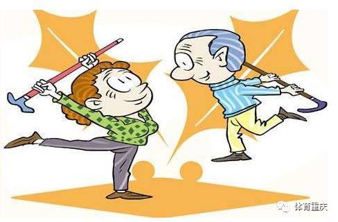健身小常识丨老年人群科学健身的方法图片