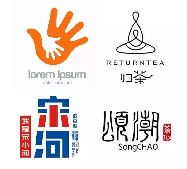 广告设计师在设计logo时喜欢用图形创意,也会经常做一些比较有质感的图片