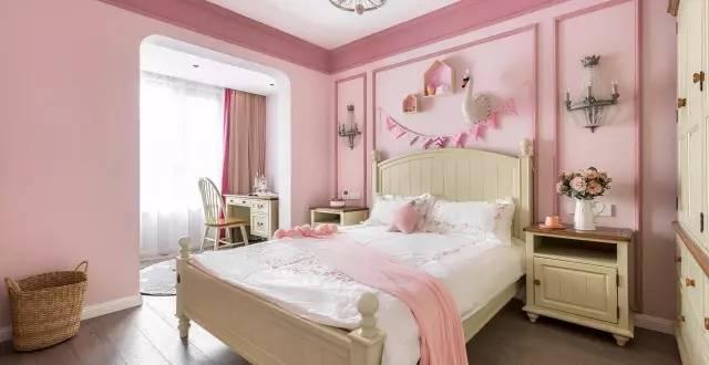 她家的少女房,粉嫩粉嫩的,只要多看一眼必融化你的那颗公主心.求职信艺术设计图片