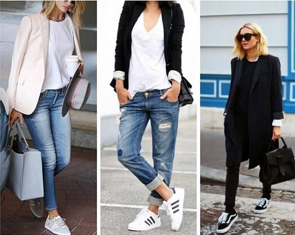 运动鞋这样穿,分分钟撩到你的男神!时尚界的灵魂单品,潮流舒适两不误
