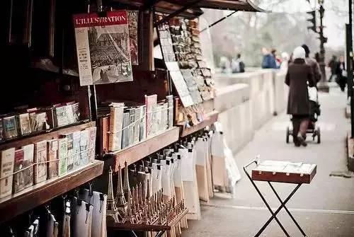 巴黎│塞纳河漫步 - 每一座桥都是那么优雅