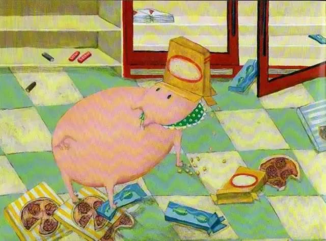 有声绘本 49 一只很饿很饿的小猪
