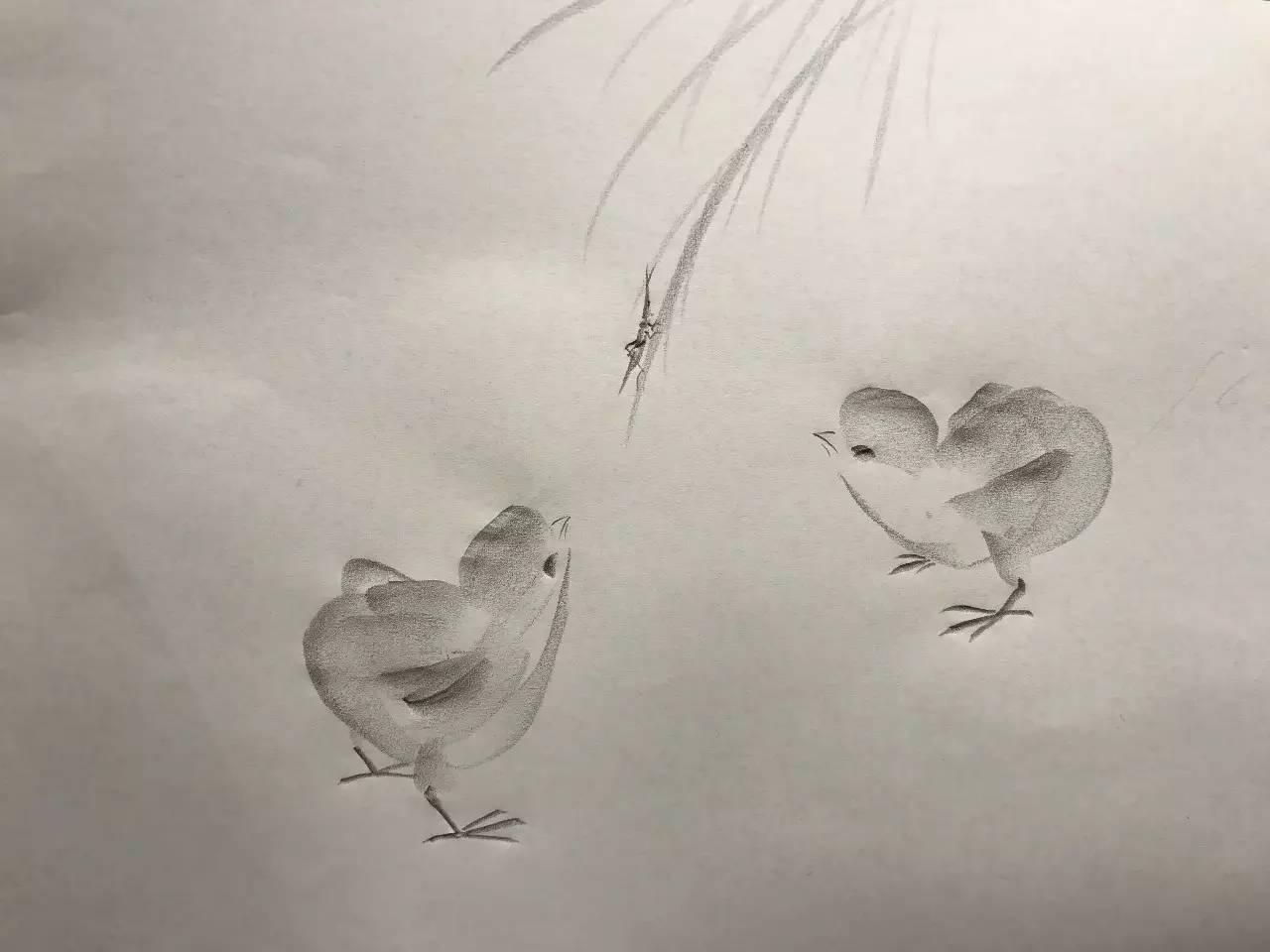 8.20 | 信手拈来的艺术,铅笔画工作坊图片