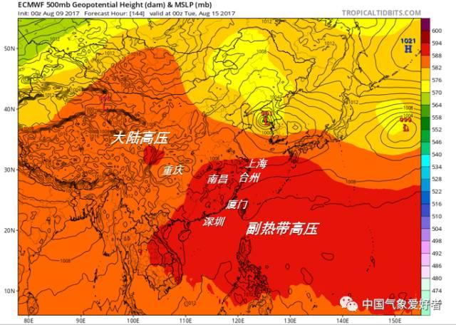 新台风生成 这周惠州天气会不会没那么热啦