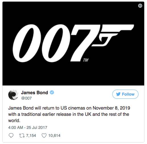 Daniel_Craig亲口确认自己将回归出演《007》