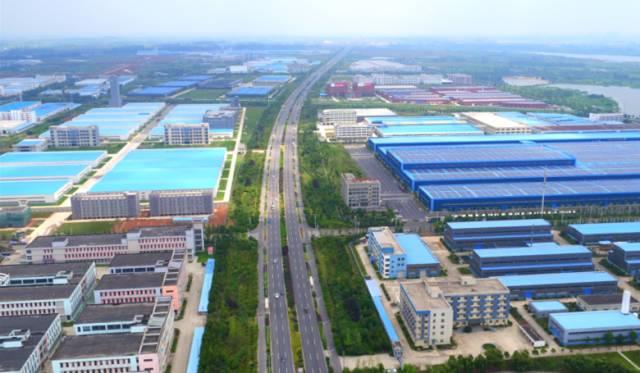 滁州经济总量进全省第三_安徽滁州经济