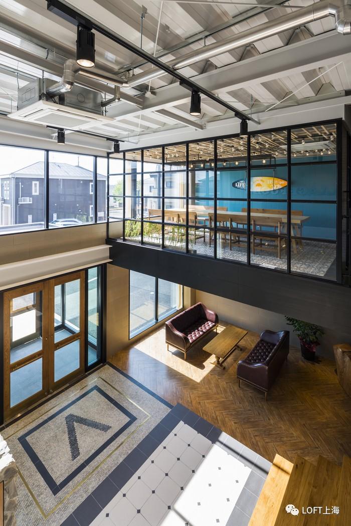 VillageFoods的新办公室设计