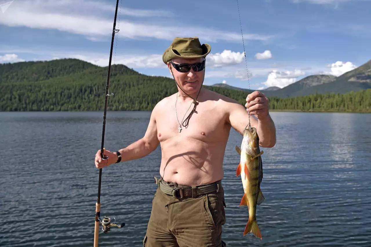 半裸照片在全球走红,这是普京政治生涯的制胜法宝? |专栏