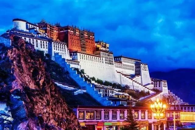 人文景观大道四姑娘山稻城亚丁川藏线11日