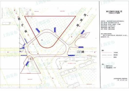 二0二0年南京主城区岔路口规划图