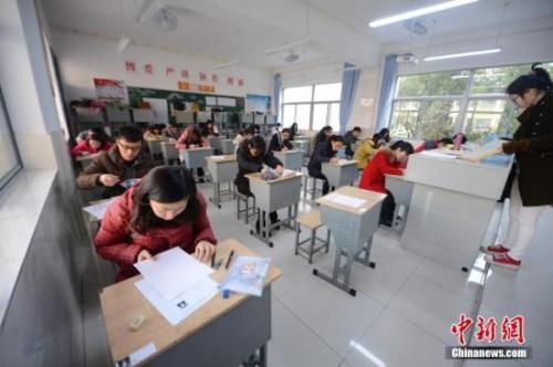今年全国公务员招录规模已超17万四川重庆两度招考