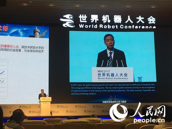 """看发展迅速的机器人产业如何在各国""""大展宏图"""""""