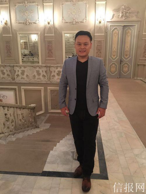 歌唱家徐森勇夺国际声乐大赛银奖