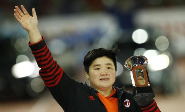 年终总冠军!巩立姣获4克拉钻石,这是刘翔都没取得的成就