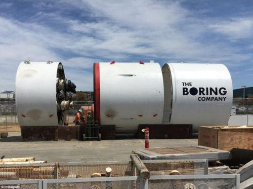 马斯克旗下BoringCo.获准在洛杉矶挖2英里测试隧道