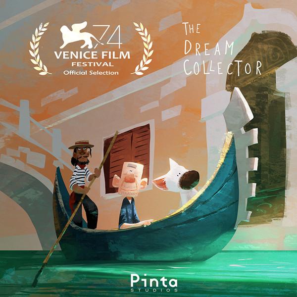 VR动画《拾梦老人》亮相威尼斯,这部VR短片是怎么做的