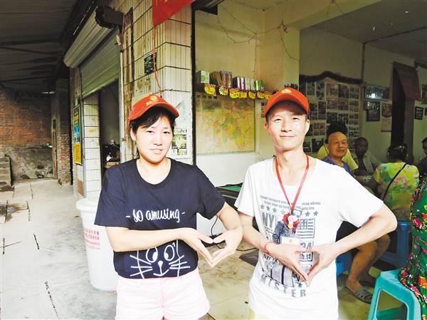 重庆有位聋哑热心人 十余年帮近百名聋哑人找到工作