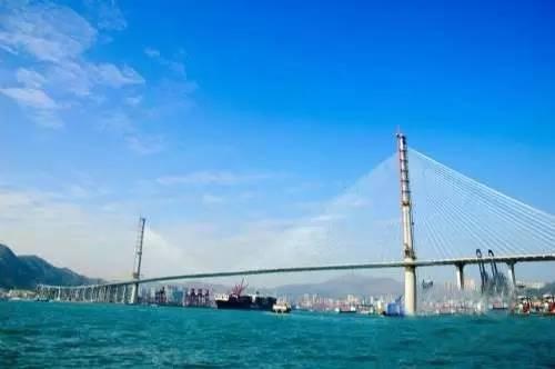 世界十大斜拉橋 你更喜歡哪一個(附斜拉橋施工動畫)圖片