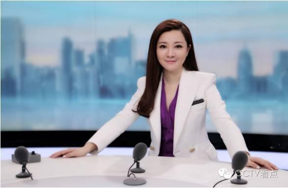 财经章艳_章艳,央视财经频道主播