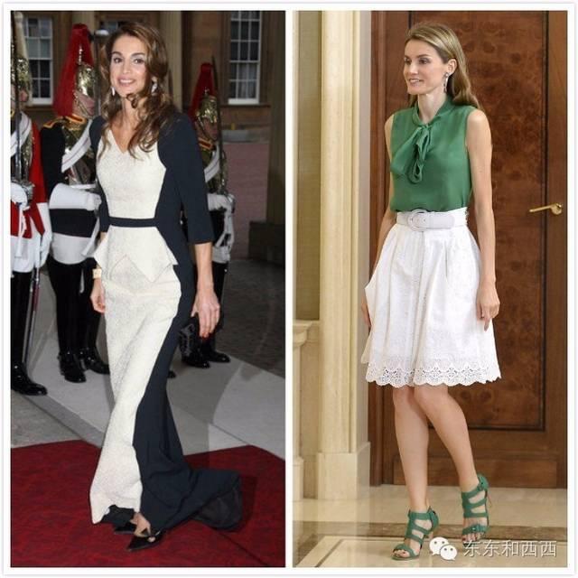 丹麦王妃服装大全照_丹麦王储妃玛丽,和沙特王妃蒂娜deena↓↓