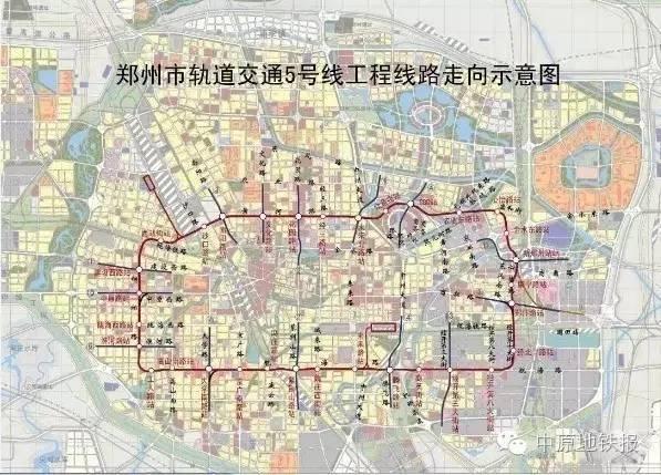 州北站在哪_郑州最全地铁规划……,21条线 哪一条经过你家?(附图)