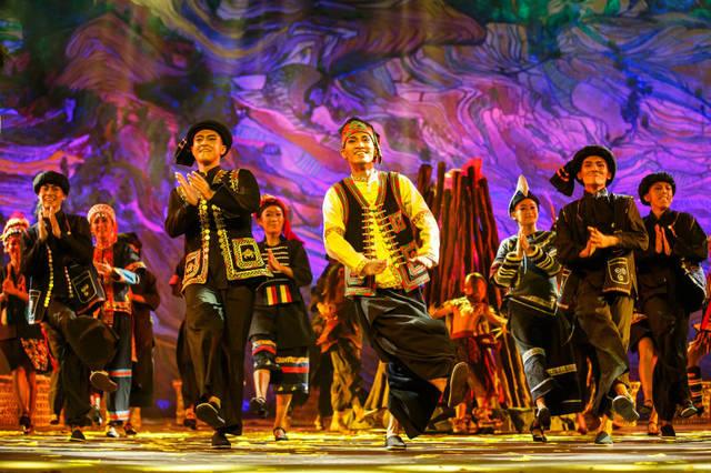歌舞团网盘视频共享资源下载_抢票  千年秘境 云上歌舞——云南红河州歌舞团《诺玛