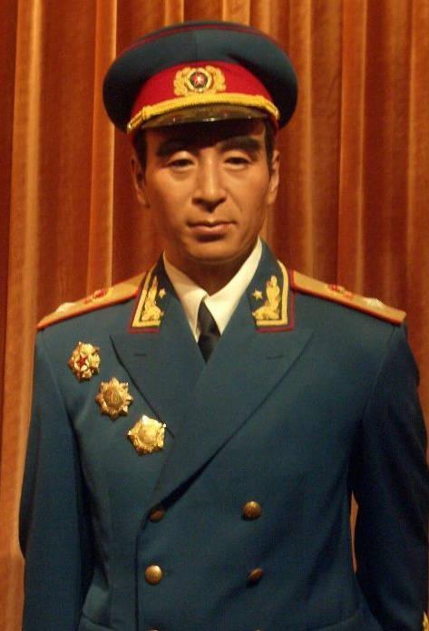 林彪十大元帅排第几_十大元帅排名