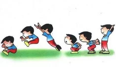 中考立定跳遠練習技巧