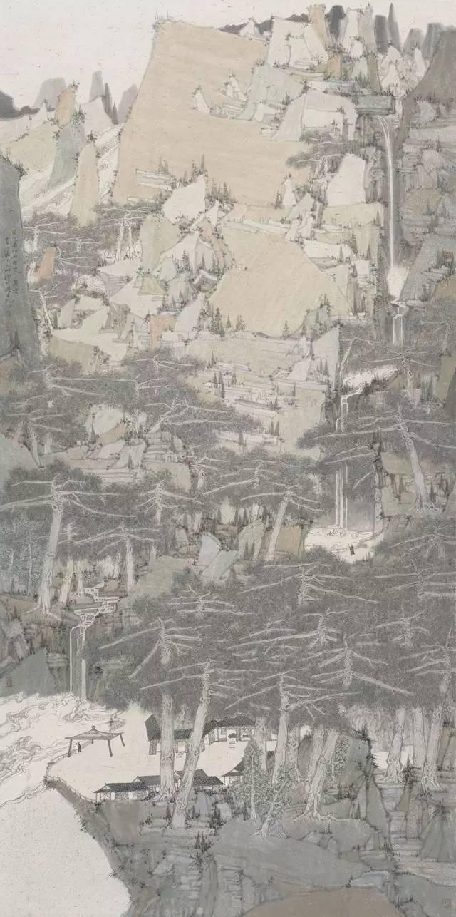 香堂雅集 | 國展精英創作班秋季寫生作品展圖片